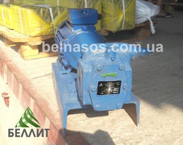 Производство насосов для масла НМШ 8-25