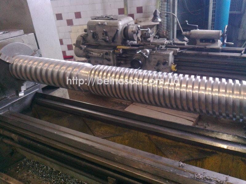 Производство запчастей. производственный цех Беллит