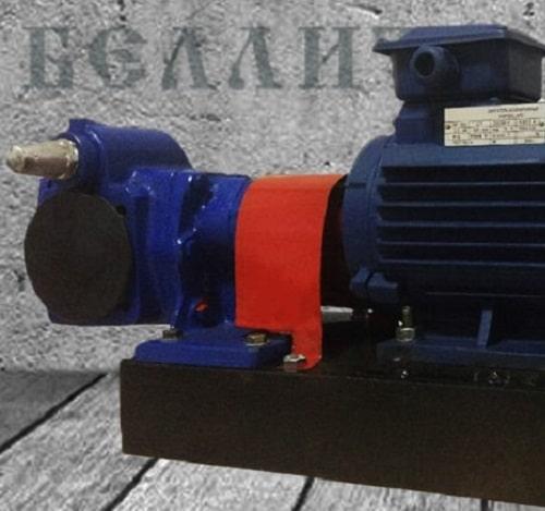 Купить агрегат НМШ 8-25 для масла и патоки