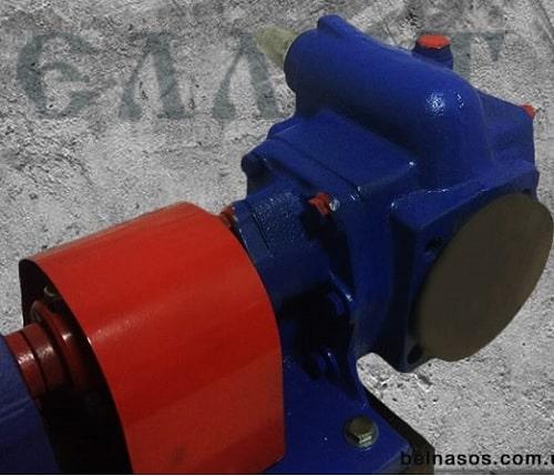 Насос НМШ 8-25 с ЭД для нефтепродуктов