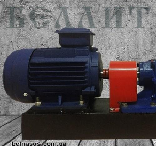 Агрегат в сборе НМШ 2-40-1 для нефтепродуктов