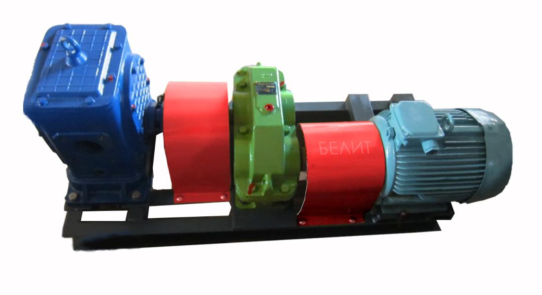 Битумный насос ДС-125 для битума асфальтаДС125
